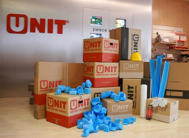 UNIT Depositi Self-Service